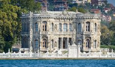 Küçüksu Palace  is a summer palace in Istanbul, Turkey, situated in the Küçüksu neighborhood of Beykoz district on the Asian shore of the Bosphorus between Anadoluhisarı and the Fatih Sultan Mehmet Bridge. The tiny palace was used by Ottoman sultans for short stays during country excursions and hunting.
