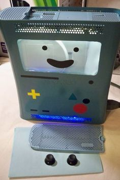 BMO from Adventure Time- Custom Xbox 360