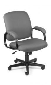 Executive Task Chair (Low-Back, Standard fabric)$171.99