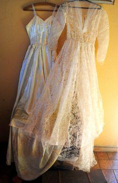 vestido de noiva 1947