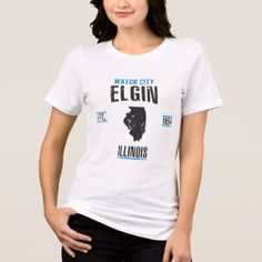 Elgin T-Shirt - cool gift idea unique present special diy