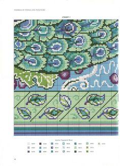 Gallery.ru / Art Nouveau Cross Stitch24.jpg - Art Nouveau Cross Stitch - lilkaaa