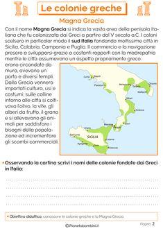 Learning Italian, Problem Solving, Homeschool, 3, Florence, Google, Desktop, Vacation, Geography