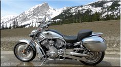 Our camera bike is a 2003 Harley-Davidson V-Rod with over 112,000 kilometers on it. We have equipped it with some of the very best accessories available from leaders in the industry.  We've posted images and part numbers with links to reviews at http://www.vridetv.com/motorcycle.html    Watch Hi-Definition videos from all across Canada from a rider's point of view at http://www.vridetv.com