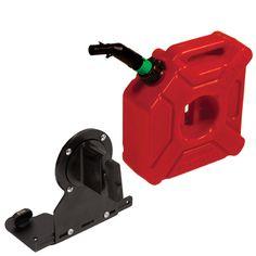 Koplin Fuel Pack with Polaris Lock & Ride Mounting Bracket