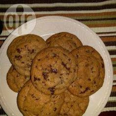 Recipe photo: Best big, fat, chewy chocolate chip cookies