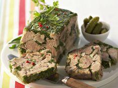 Terrine de jarret de porc au persil - Recettes