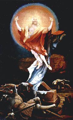 La Resurrezione di Grunewald, un quadro meraviglioso e misterioso.  Il Blog di Fabrizio Falconi: La Resurrezione di Grunewald, un quadro meraviglio...