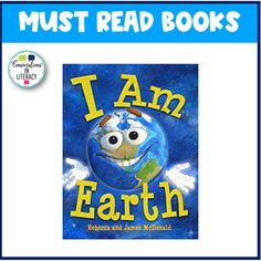 This collection of Must Read Books for April is just right for your elementary classroom this spring! Monthly themed topics like Earth Day, the moon, and trees are part of this group of spring books. #elementary #earthdayactivities #guidedreading #Aprilbooks #earthday #conversationsinliteracy #kindergarten #first grade #secondgrade #thirdgrade kindergarten, 1st grade, 2nd grade, 3rd grade