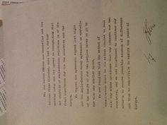 Letter signed by Neville chamberlain an Adolf hitler