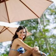 How to Get a Natural Tan with Very Fair Skin | eHow