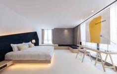 Wheat Youth Arts Hotel / X+Living