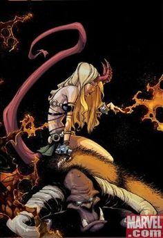 Illyana Rasputina (Earth-616)/Gallery | Marvel Database | Fandom The New Mutants, Fandoms, Marvel, Earth, Gallery, Fictional Characters, Roof Rack, Fantasy Characters, Fandom