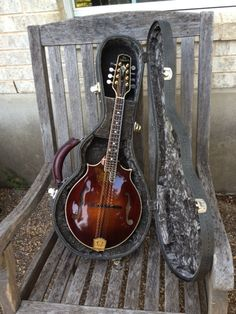 Weber Bighorn Mandolin... Two Point!