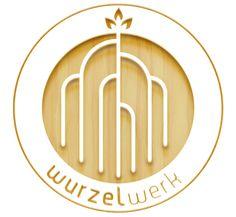 Logodesign Julia Zieger Wurzelwerk - Permaculture Garden on Behance