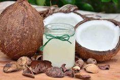 Coconut Oil Uses, Coconut Oil For Skin, Organic Coconut Oil, Beneficios Do Coco, Home Remedies, Natural Remedies, Natural Treatments, Coconut Water Benefits, Recipes