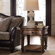 Hooker Furniture Adagio End Table