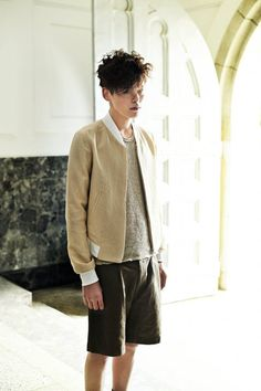 maille laine bouillie      Kim Won Jung by Kim Wook for Arena Korea Mar 2011