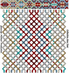How To Make Alphabet Friendship Bracelets - Embroidery Patterns - Morkov' Production Yarn Bracelets, Diy Bracelets Easy, Embroidery Bracelets, Friend Bracelets, Bracelet Knots, Bracelet Crafts, Silver Bracelets, Diy Friendship Bracelets Patterns, Bracelets With Meaning