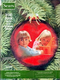 SEARS WISHBOOK FOR 1977, remember waiting for this to come in the mail, and then looking at it for hours and hours.