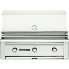 Lynx Sedona 36-Inch Built-In Natural Gas Grill With One Infrared ProSear Burner L600PS-NG available at BBQ Guys. Experience premium...