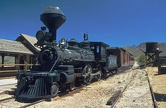 The Train To Tombstone: Arizona Territory, 1903.