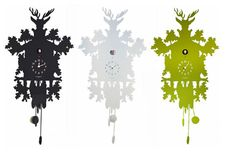 If It's Hip, It's Here: Cuckoo for Cuckoo Clocks: Many Modern Versions Of The Traditional