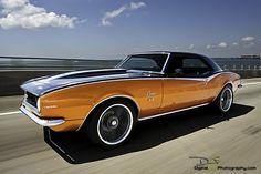 1968 Camaro SS Photo by Michael Goldberg