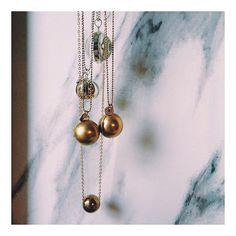 "m a k e s ... ...did someone say ""globe""? Lots of Globe Pendents & Globe Lockets being made in the studio right now..! #RedBirdMakes #GlobeLocket #GlassGlobe #Globes #Geometric #Minimal #Minimalist #Jewellery #Jewelry #BrassJewellery #BrassLocket #Bristol #BristolIndependent #BristolShopping #MakersMovement #GirlBoss"
