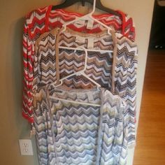 Bundle of 3 Kim Rogers knit sweaters Bundle of 3.  Large.  Quarter No buttons.  All 3 items  worn less than 3 times. Beautiful! No flaws. Kim Rogers Sweaters Cardigans