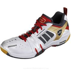 Yonex SHB100 Badminton shoes, I use this and confirm its good quality.