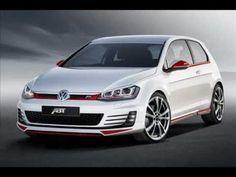 New 2014 Volkswagen Golf GTI ABT special edition Live at Geneva - horsepower specs price model vw