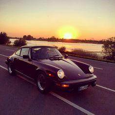 #porsche911 #porsche #911 #elbe #sonnenuntergang #sunset by jerry66_911
