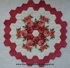 Formosura em patchwork
