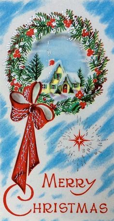 833 best vintage christmas cards images on pinterest in 2018