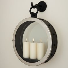 Great Wall Sconce from Global Views