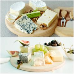 VIDEO: How To Style A Cheese Platter (In Under 1 Minute!)