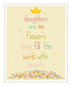 If you are a mother or father or even another sister or brother here are the 20 best national daughter's day memes. Because being — and raising — a daughter is the best. Mother Daughter Quotes, I Love My Daughter, My Beautiful Daughter, My Love, Mom And Daughter Quotes, Quotes About Daughters, Three Daughters, Beautiful Babies, My Little Girl