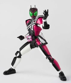 Kamen Rider Toys, Kamen Rider Decade, Anime Figurines, Figure Model, Action Figures, Superhero, Ideas, Anime Figures, Thoughts