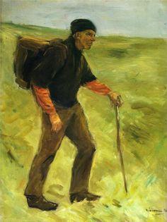 The farmer, 1894, Max Liebermann