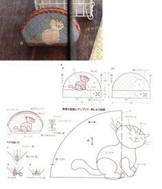 [转载]韩网转载:几款可爱包包的做法和纸样