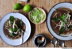 Vietnamese Pho Soup - Recipe For Ladies