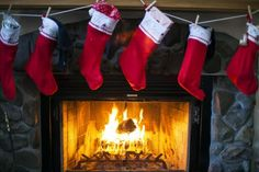 Oh the weather outside is frightful... here's how to build a fire that'll be so delightful.