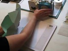 A much longer video than usual for me, but i've included the first 5 minutes on how to make the box itself with the Gift Box Punch Board... skip that bit if ...