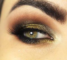Olive eye