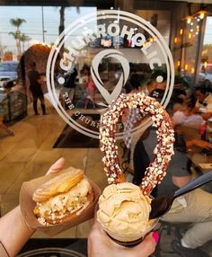 "394 Likes, 23 Comments - Handcrafted Churros & Coffee (@churroholic) on Instagram: ""Churros & Ice Cream #churroholic #nowopen #anaheim @sherryinhb 1019 N. Anaheim Street Anaheim…"""
