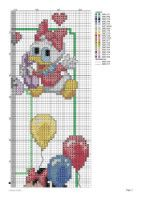 Gallery.ru / Фото #3 - Natalicio 3 - cnekane Cross Stitch Baby, Counted Cross Stitch Patterns, Bordados E Cia, Mickey And Friends, Disney Cartoons, Baby Disney, Baby Design, Baby Patterns, Needlepoint