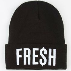 NEFF Fresh Beanie on Wanelo