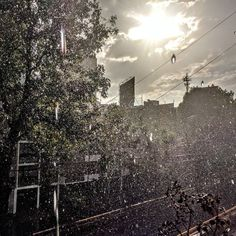 ? . . . . . . . . . Fck this place in particular #rain #sun #climate #weather #storm #hdr