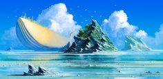 landscape | Digital Art Gallery